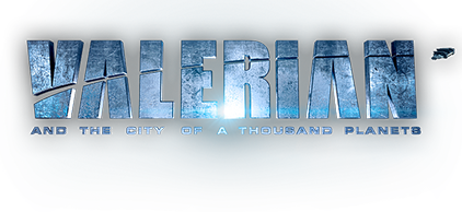 Valerian movie - logo