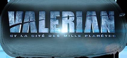 Valérian movie - logo
